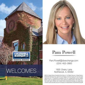 Pam Powell - Northbrook - naff