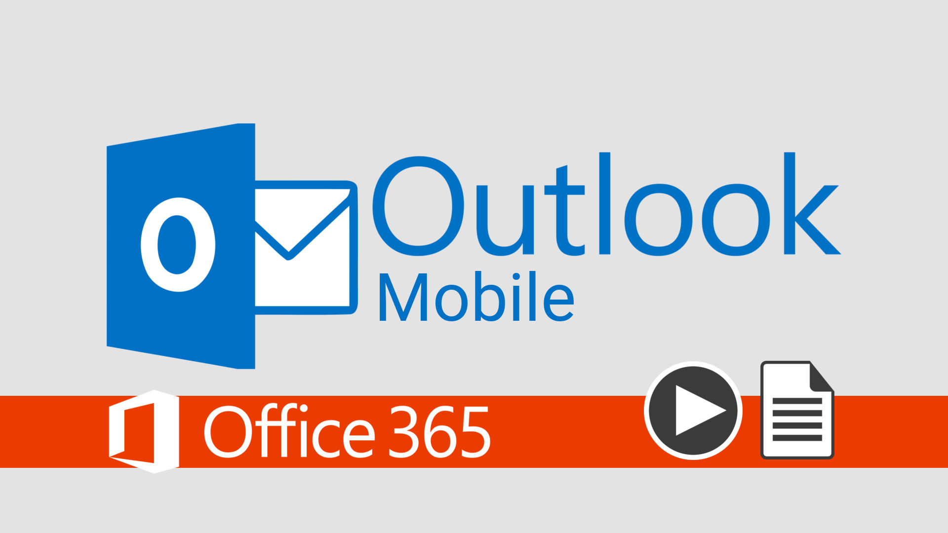 Share OneDrive Files On-the-Go Using the Outlook Mobile App | CBeCast